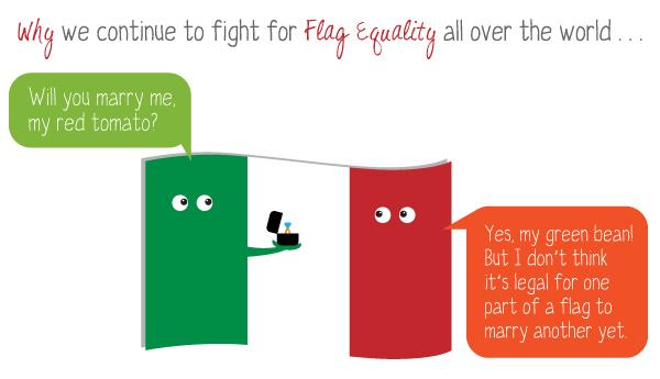 Flag Equality