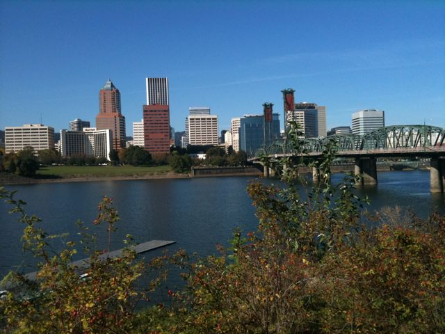 Portland Skyline